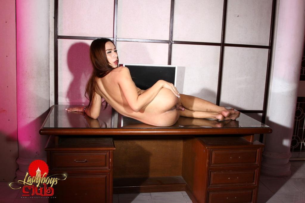 Amazing Ladyboy Strip And Anal Penetration