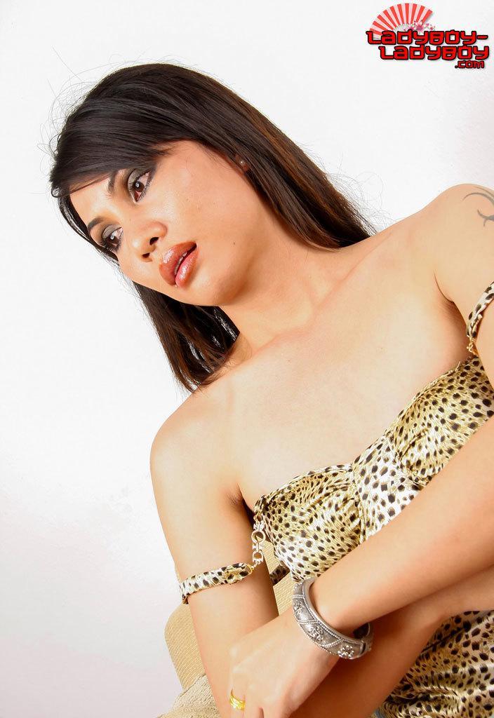 Amazingly Nasty Transexual Chick Gets Banged Bareback