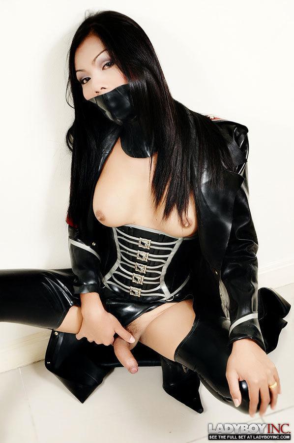 Hot Brazilian Tgirl Humps Massive Cock