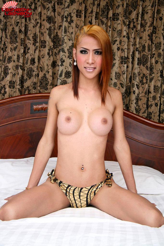 Incredible Tgirl Barebacked In Both Holes