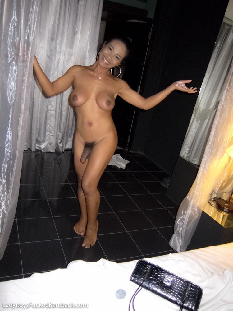 Petite T-Girl Shows Her Slim Figure