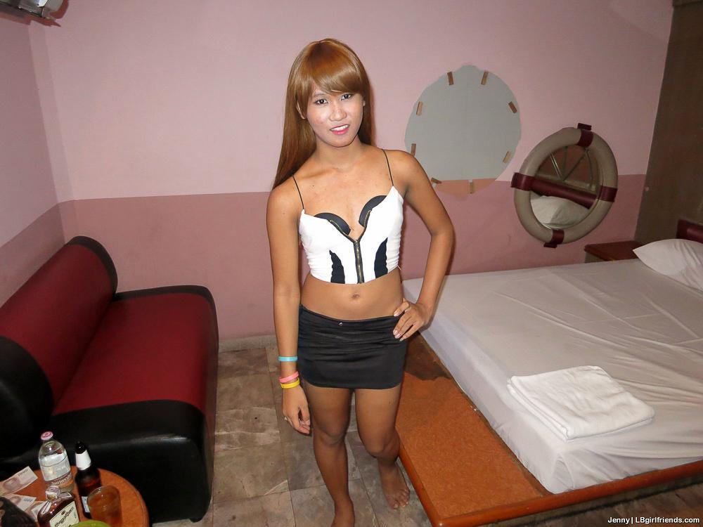 Splendid T-Girl Strip And Anal Penetration