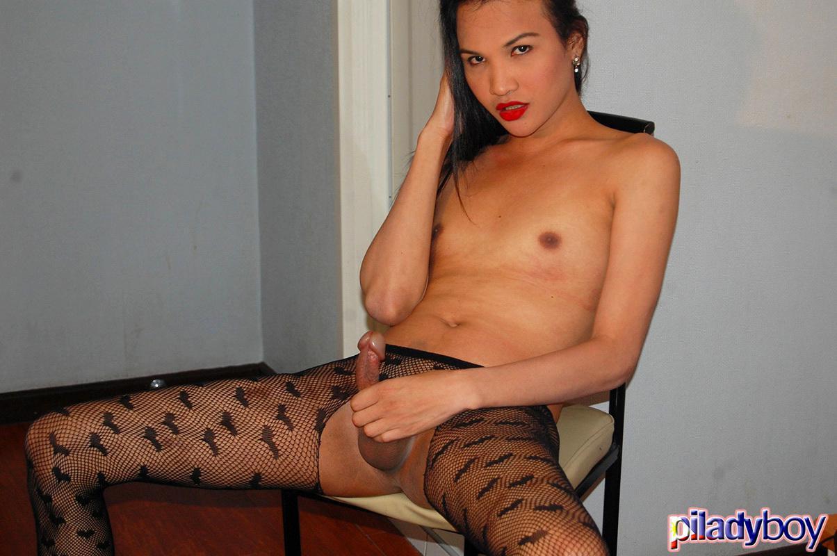 Tgirl Having Anal Sex