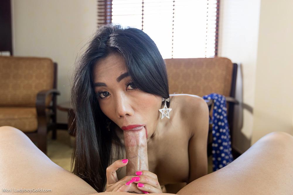 Thai Ladyboys Get Naughty