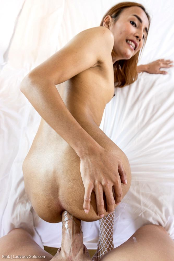 Thai T-Girl Blowjob